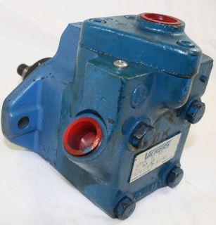 Vickers Rebuilt Power Steering Pump Clockwise Rotate Detroit Diesel