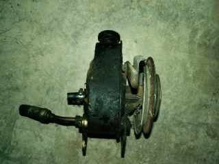 80 Volvo Diesel Power Steering Pump 79 86 240 264 265 81 85 84 83 6