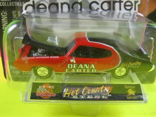 Here we have a Deana Carter Hot Country Steel die cast model This hot