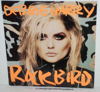 Andy Warhol Original Art Cover Debbie Harry Blondie Album N Mint RARE
