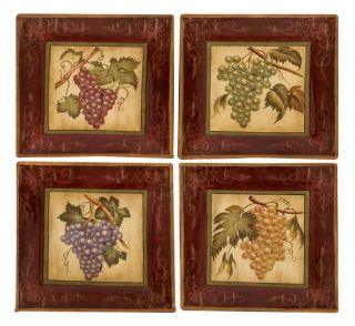 Ceramic Wall Plaques For Kitchen