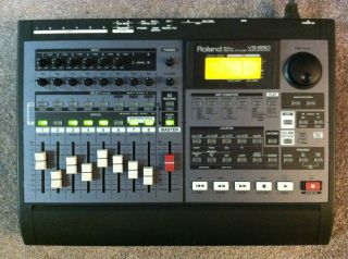 vs 890 Digital Studio Workstation Multi Track Digital Recorder