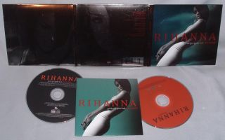 CD RIHANNA Good Girl Gone Bad Reloaded w/DVD LIMITED EDITION