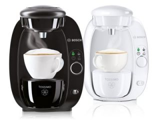 Bosch Tassimo Single Cup Coffee Espresso Home Brewing Machine T20