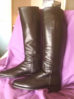 Dehner custom made Black, Dress, English, Riding, show, boots
