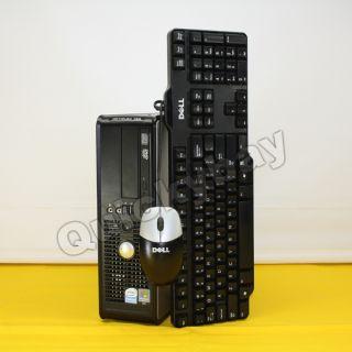 Optiplex 755 SFF Desktop Intel Dual Core Windows 7 2GB Ram 80GB HDD