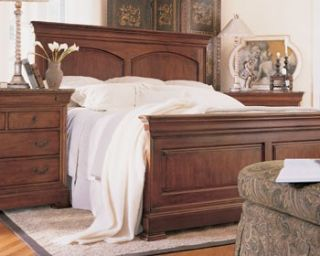 Thomasville Furniture King Street King Panel Bed 42611 436