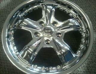 Are Shelby Razor 698 Chrome Wheel Rim 16 Discontinued One Only