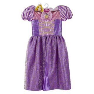 Disney Princess Rapunzel Costume Girl Dress Up 4 5 6