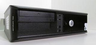 Dell Optiplex 755 Core 2 2 66 GHz 3 GB RAM 750 GB HDD DVD Win7