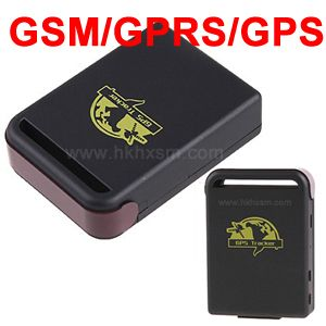 GPRS Real Time Tracking Spy Tracker Device from Xexun TK102 2