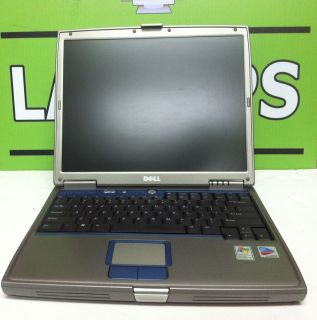 Dell Inspiron 600m Laptop For parts or project