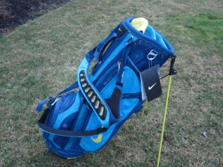 Nike Vapor x Carry Golf Stand Bag Ultra Lightweight Blue
