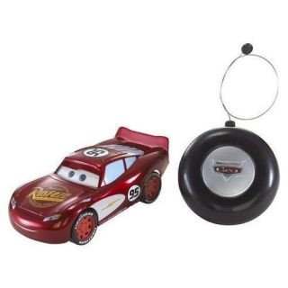 Disney Pixar Cars RC Radiator Springs Lightning McQueen Radio Remote