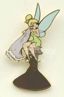Disney Pins Tinker Bell Crying Pin Le 1000 Tinkerbell
