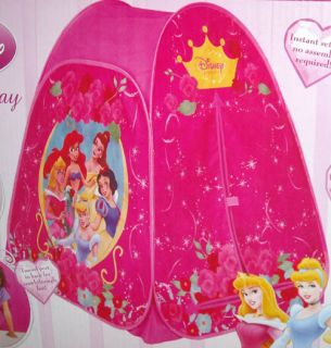 Disney Princess Pink Playhut Castle Hideaway Play Tent