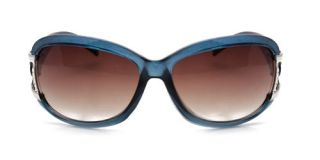 Glamourous Designer DG Sunglasses Ladies Womens Fashion Shades Blue