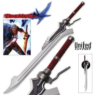 Devil May Cry Red Queen Sword of Nero United Cutlery