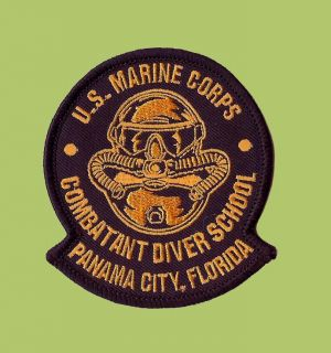 us marine corps combatant diver school panama city patch