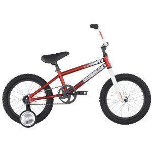 Diamondback 2012 Mini Viper Kids BMX Bike Red 16 Inch New Kids