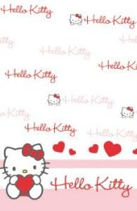 HELLO KITTY PARTY DECORATING SCENE SETTER KIT