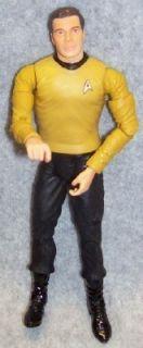 Star Trek Captain Kirk Toy Action Figure By 2008 Diamond Select