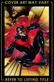 Nightwing 1 DC Comics 2011 New 52 Sold Out First Print
