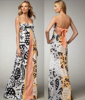 Diane Von Furstenberg Krystal Grape Print Maxi Dress