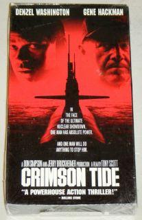 SEALED VHS Movie Hollywood 1995 Gene Hackman Denzel Washington