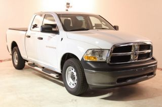 2012 12 Dodge RAM 1500 Crew Cab 5 inch Oval Step Bars Running Boards