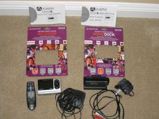 Sirius Satellite Radio Sir PNP3 Shuttle Home Dock Kit