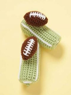 Baby Shower Cakes Crochet Patterns Book How to Make Diaper Football
