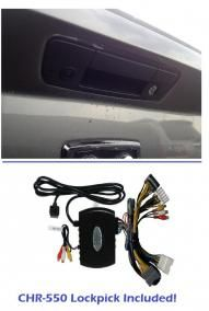 Dodge RAM Rear View Back Up Camera CHR550 Lockpick Complete Kit