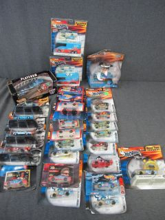 Lot 22 Diecast Stock Cars 1 64 Richard Petty Hot Wheels Players Inc