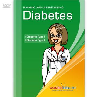 Cartoon Animated Video Diabetes Viideo En Dibujos Animados