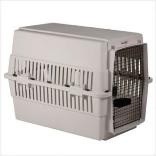 Large Travel Aire Plastic Dog Kennel