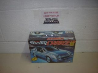 MPC Model Kit # 1 0876 DODGE SHELBY CHARGER 1/25 FS GMS CUSTOMS HOBBY