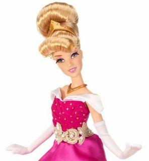 Aurora Disney Princess Designer Doll Bonus Mirror Limited Edtion