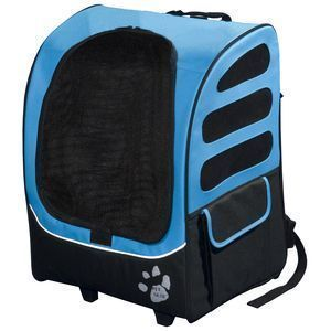 Pet Gear I GO2 Traveler Plus Dog Backpack Carrier Bag