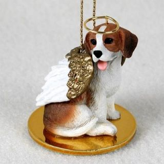 Beagle Dog Figurine Angel Statue