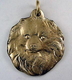 Awesome Pomeranian Dog Jewelry Pendant