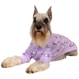Sweet Dreams K 9 Dog Pajamas Lilac Size Small 10 12