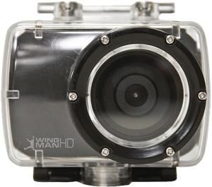 HD Camcorder Video Still Digital Camera Waterproof Housing Kit
