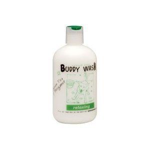 Buddy Wash Relaxing Dog Shampoo by Cloud Star Green Tea & Bergamot