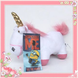 despicable me minion plush toy stuffed animal condition new with tag