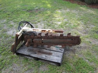 Toro Dingo 4 ft Trencher Fits Vermeer Ditch Witch