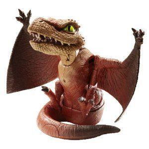 Prehistoric Pets Terrordactyl Interactive Dinosaur Toy