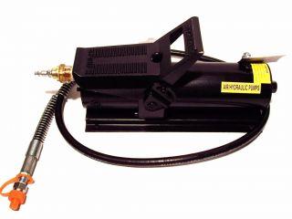 10 Ton Air Hydraulic Pump Frame Machine Porta Power