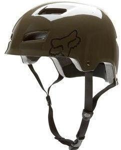 Transition Hard Shell Bike Helmet Military Green size SMALL Dirt Trail