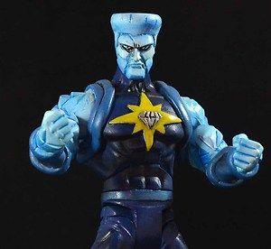 DIAMONDHEAD Custom Marvel legends style action figure Avengers DCU by